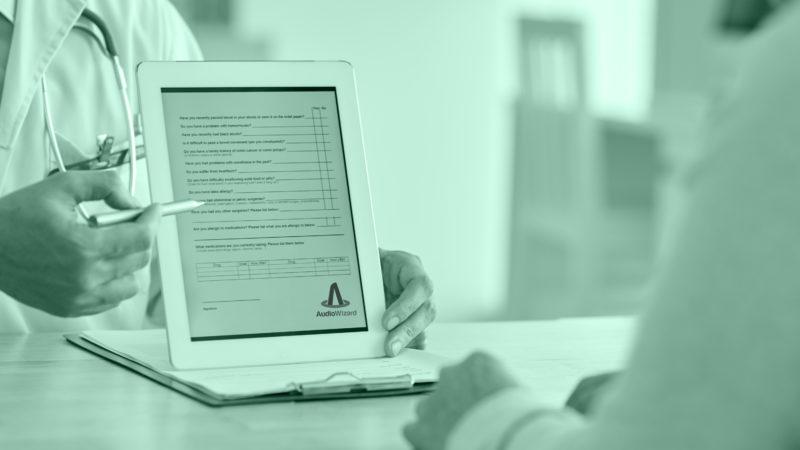 L'auto-questionnaire, un outil qui permet d'accroître la personnalisation du suivi patient