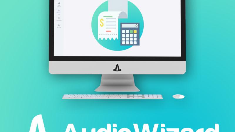 Facturez simplement avec AudioWizard